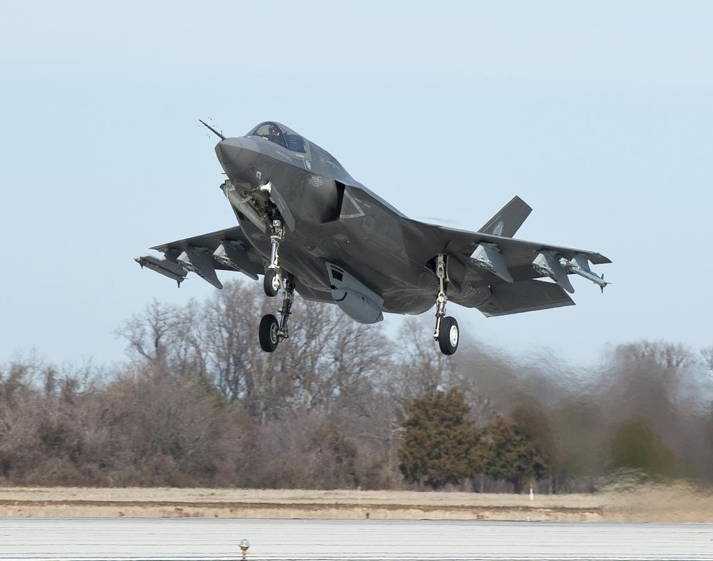 F-35 Joint Strike Fighter Savaş Uçağı Resimleri ~ Savaş ...