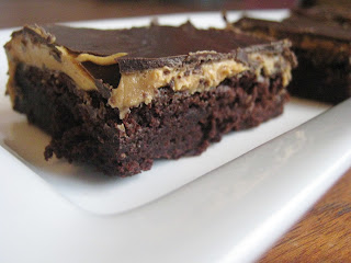 Old Fashioned Brownies With Frosting