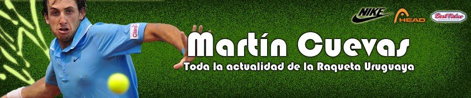 Martín Cuevas | Toda la Actualidad de la Raqueta Uruguaya