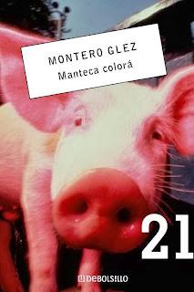 Manteca colorá Montero Glez
