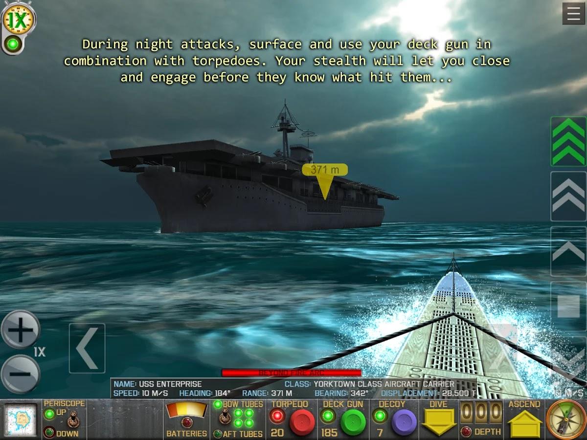 Crash Dive v1.0