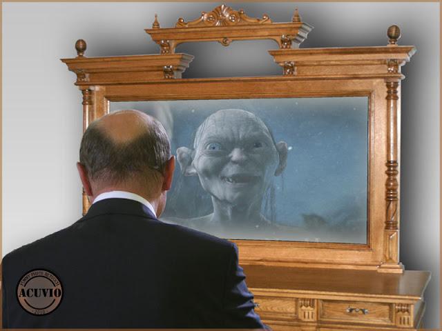Funny photo Traian Basescu Bancuri
