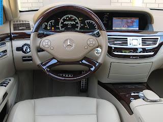 Mercedes s350 dashboard - صور تابلوه مرسيدس s350