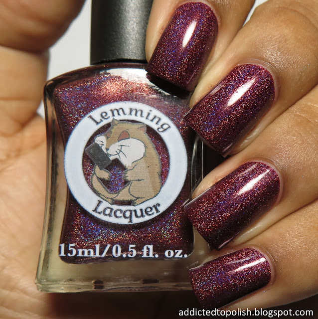 lemming lacquer evil isnt born