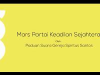 Beredar Video Paduan Gereja Menyanyikan Mars PKS