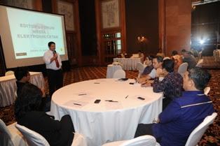 KPU Berharap Media Ikut Sukseskan Tahapan Pemilu 2014