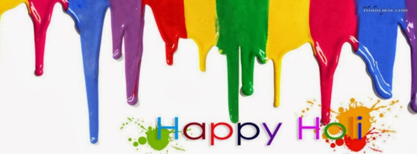 Holi Facebook Timeline Covers