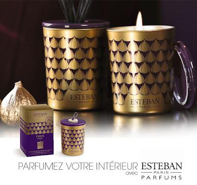 Concours 33 bougies rechargeables au parfum Figue Noire à gagner !