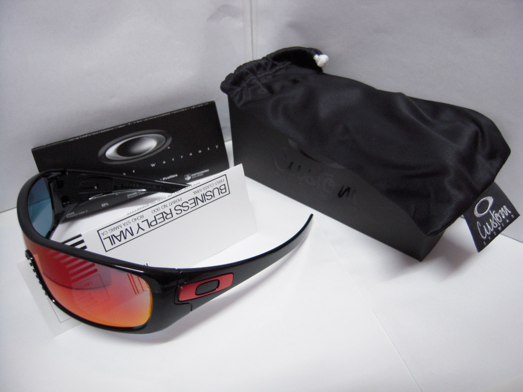 custom oakley holbrook zxlb  Oakley Antix CUSTOM Black-Rust