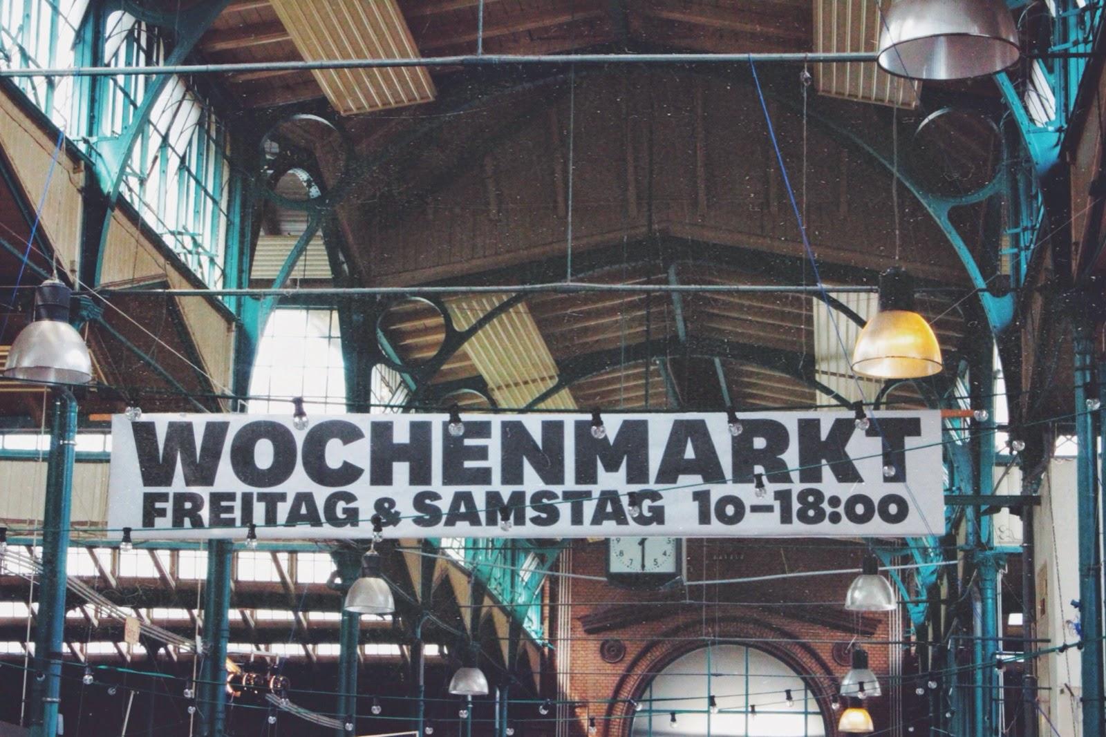 Breakfast Market @ Markthalle 9 // It's Brogues © Brogues Cozens-McNeelance