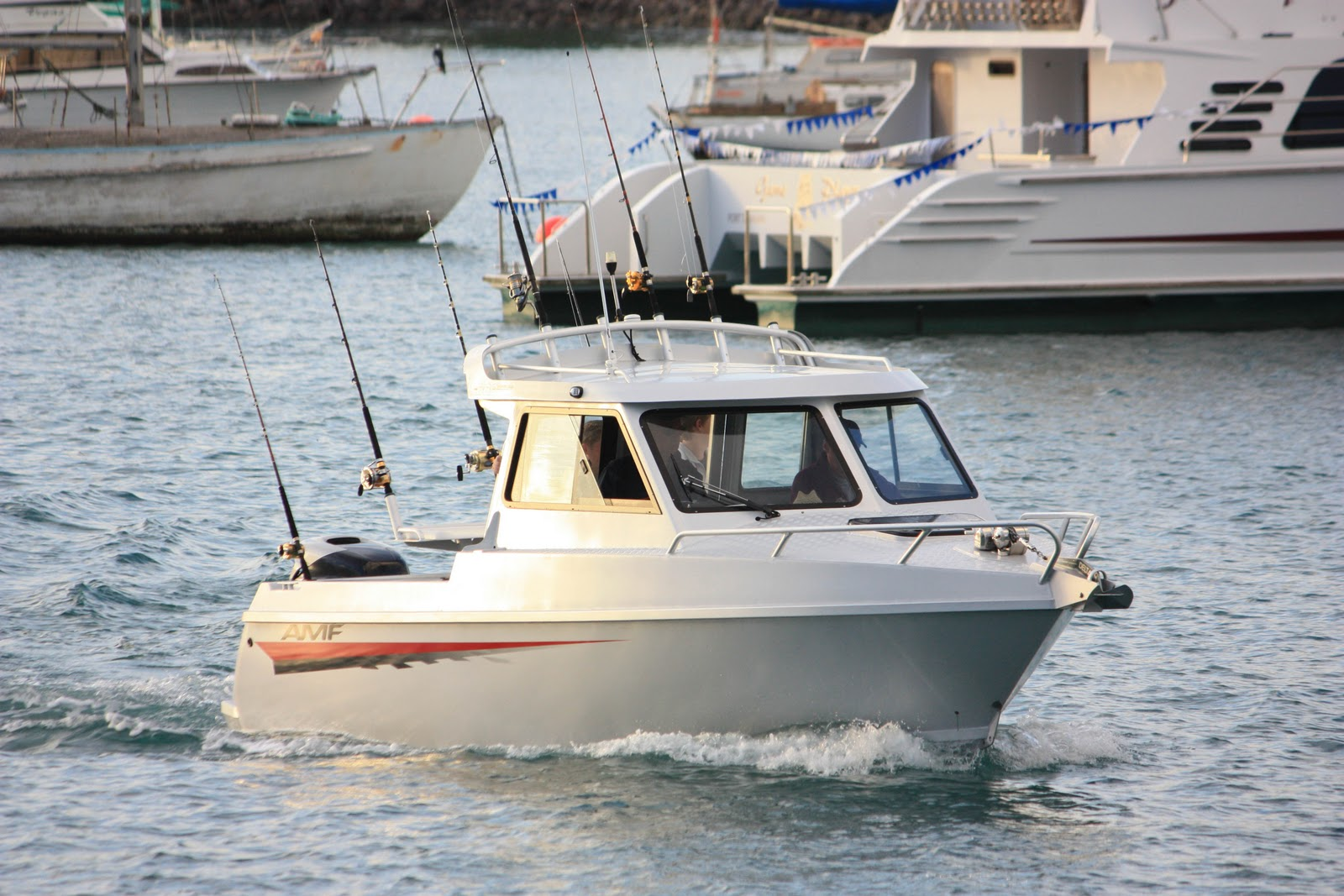 Amf Boats Alloy Boat Builders Amf 660 Hardtop Cabin