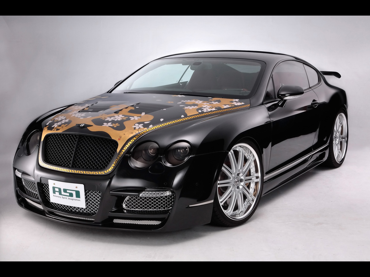 Cars Riccars Design: ASI Bentley Continental GT Wallpapers