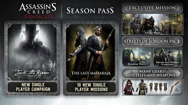 Assassin's Creed Syndicate Download Free Full Game For PC Mediafire Resumable Download Links