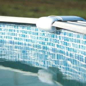 Jardinitis piscinas gre piscinas sobre tierra for Liner piscinas desmontables
