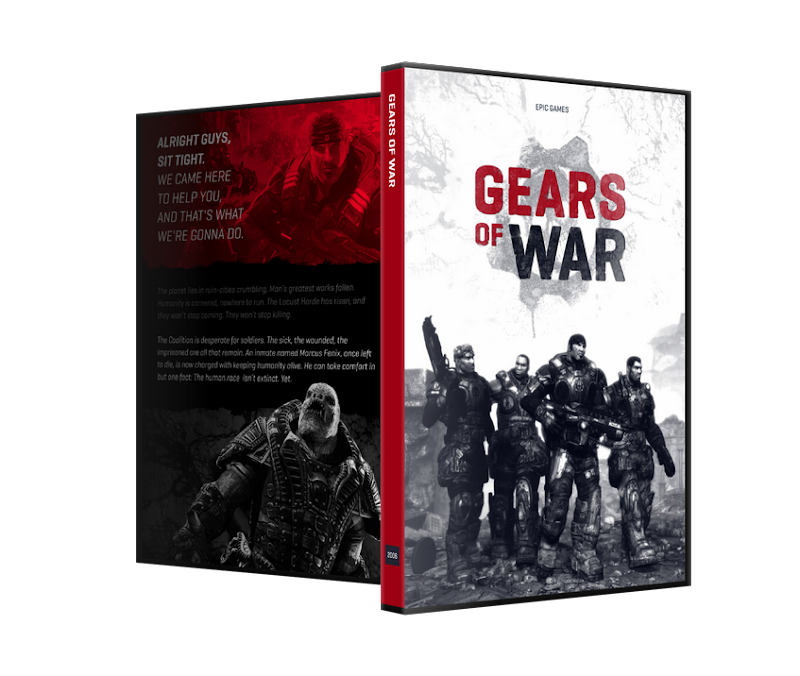 Capa Gears Of War PC