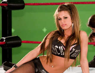WWE Brooke Tessmacher