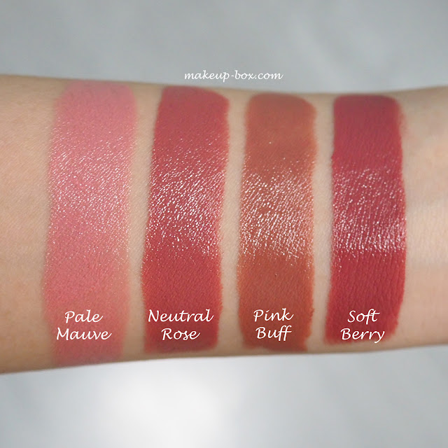 Swatches & Review: YSL Tatouage Couture Matte Lip Stain