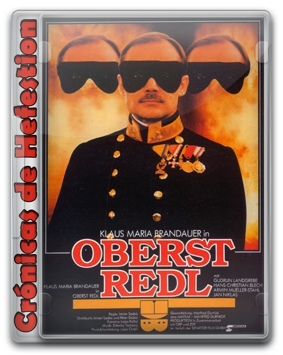 Oberst Redlt
