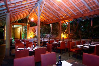 Jabuticaba Restaurante e Pizzaria: O quiosque (Foto: Fernando Vivas / Ag. A Tarde)
