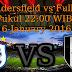 Huddersfield vs Fulham 16-January-2016