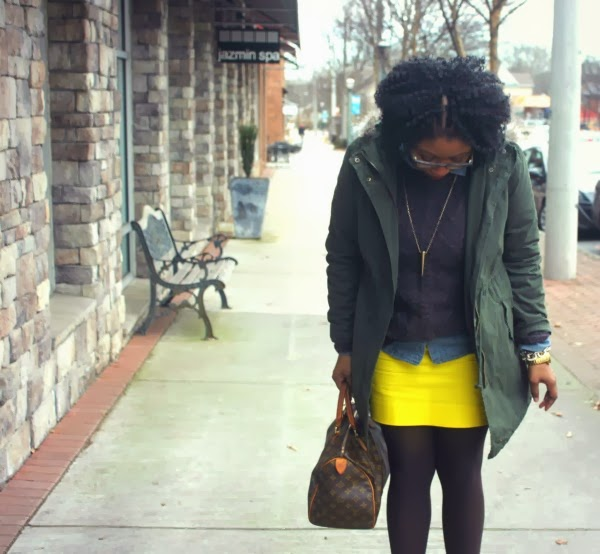 NARS, J.Crew Factory, Target, Layers, louis vuitton, vintage, kelsi dagger, Pave Necklace, What I Wore Today, brains of the outfit,