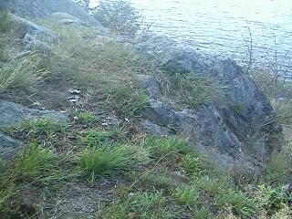 Från bergsklättrande mobilfotograf