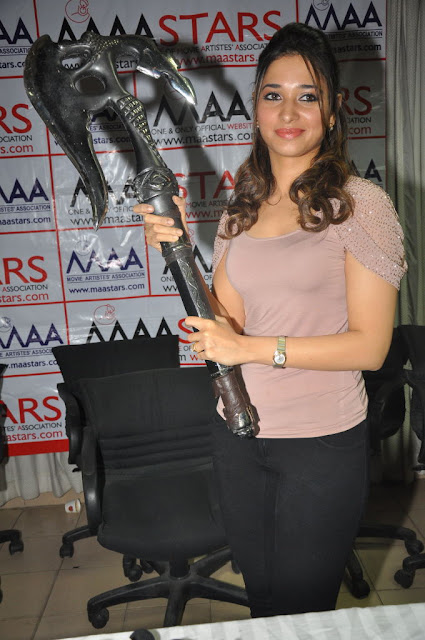 tamanna at racha axe presentation actress pics