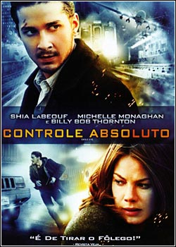 Download – Controle Absoluto - DVDRip AVI Dual Áudio + RMVB Dublado