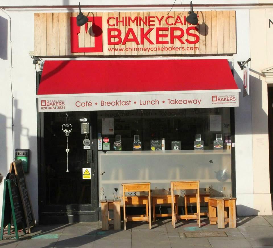 Chimney cake London
