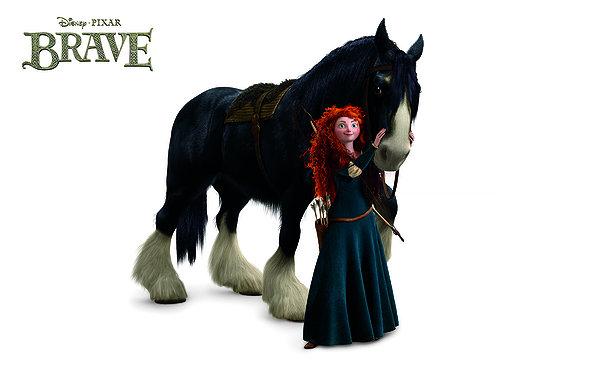 brave, animation movie