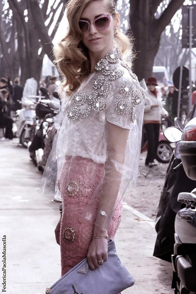street style, milan fashion week, milano fashion week, 2014, street style milano fashion week, storia street style, chiara ferragni