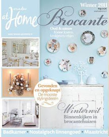 At Home brocante winter 2011