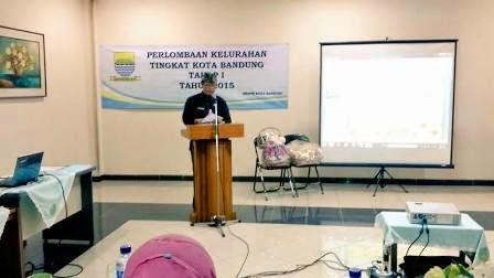 Rancanumpang Ikuti Lombaan Kelurahan se-Kota Bandung