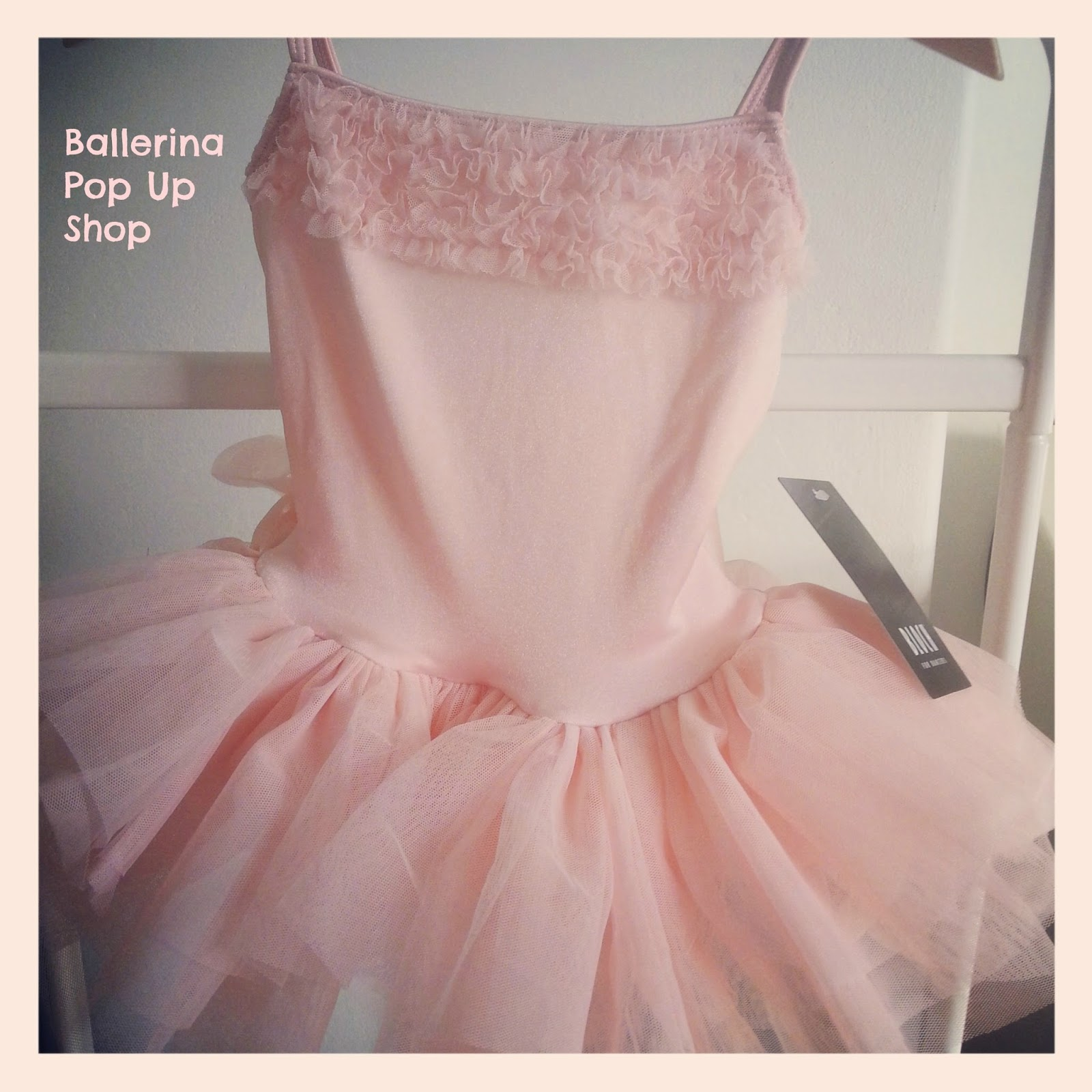 Ballerina Pop Up Shop
