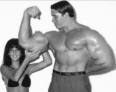 Young Arnold Schwarzenegger 07