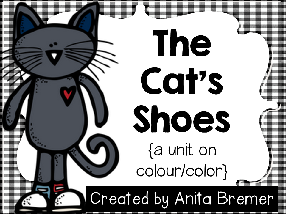 THE CAT'S SHOES {A COLOR UNIT}