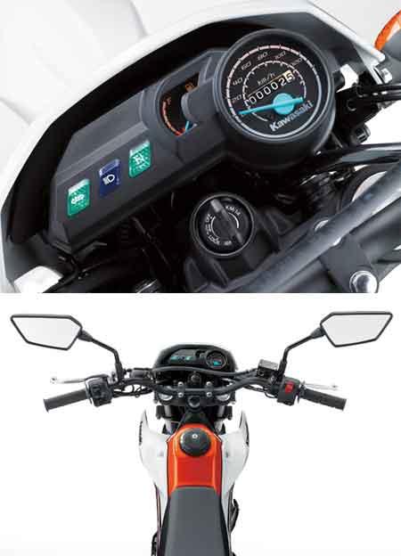 gambar Kawasaki D-Tracker 2015