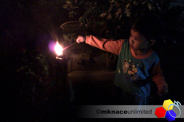 mknace unlimited™ | Bunga api di malam raya