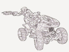 Free Printable Halo Wars Coloring Pages