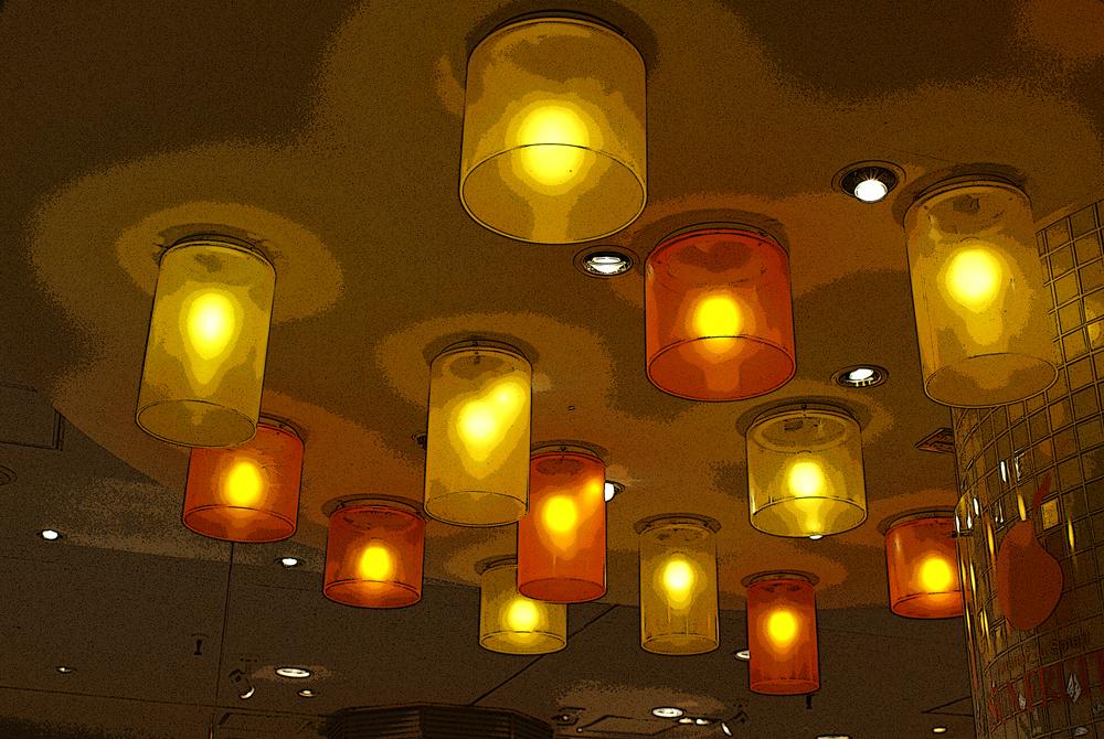 Funky Lighting Thaiphotos