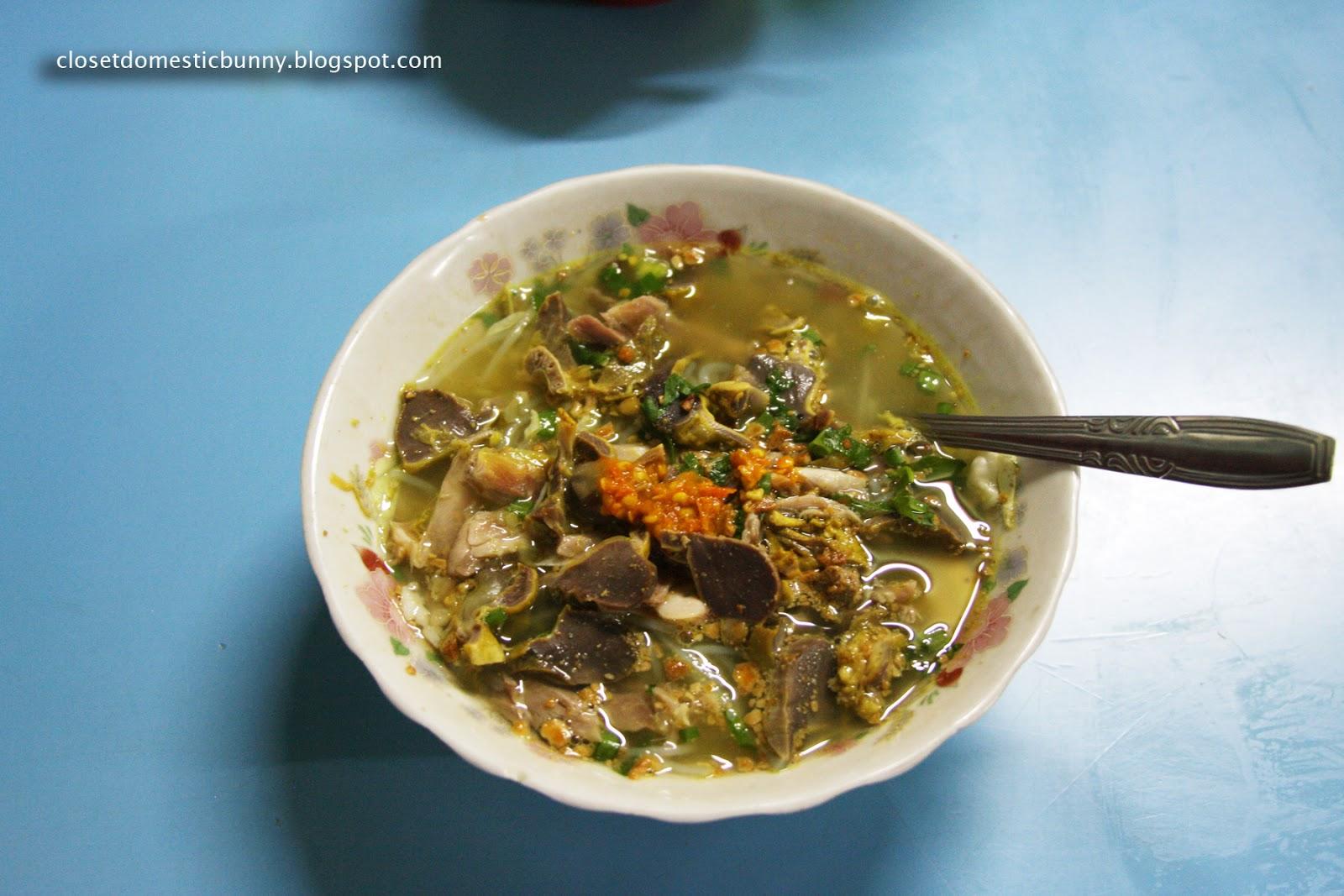 cooking. eating. carousing.: soto ayam lamongan