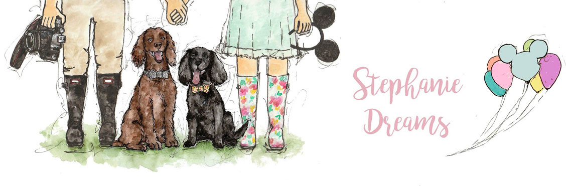 Stephanie Dreams | Lifestyle, Disney & Dog Friendly