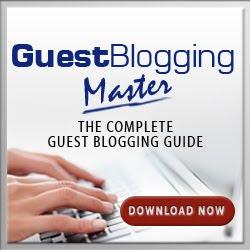 Guest Blogging Master