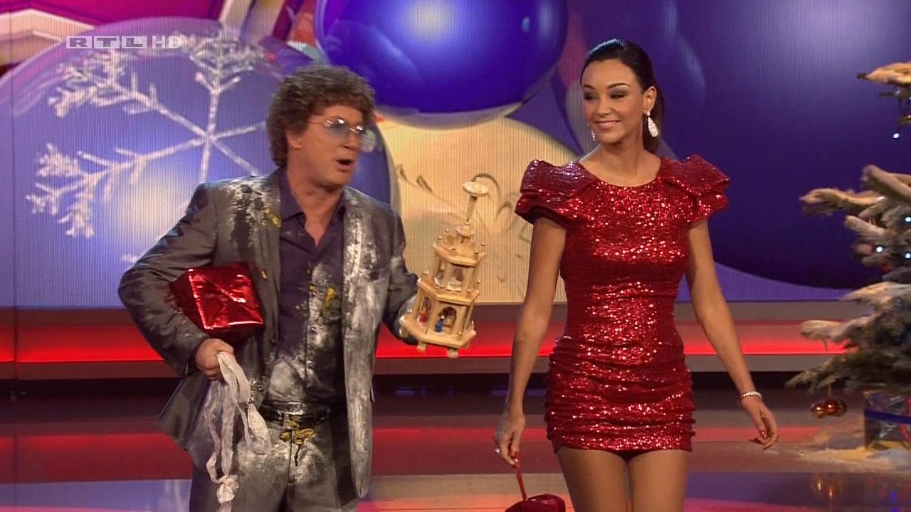 TVDeSab: Verona Pooth - Der große Comedy Adventskalender 2012