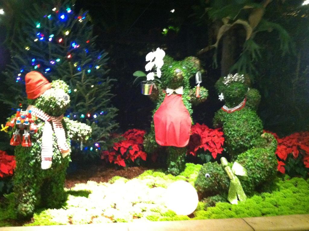 Home Matchmaker Atlanta Botanical Gardens Holiday Lights