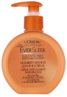 Crème Anti-Humidité EverSleek de L'Oréal