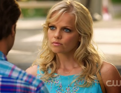Mircea Monroe as Tansy on Hart of Dixie