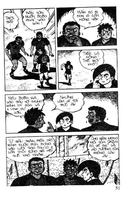 Jindodinho - Đường Dẫn Đến Khung Thành III  Tập 24 page 51 Congtruyen24h