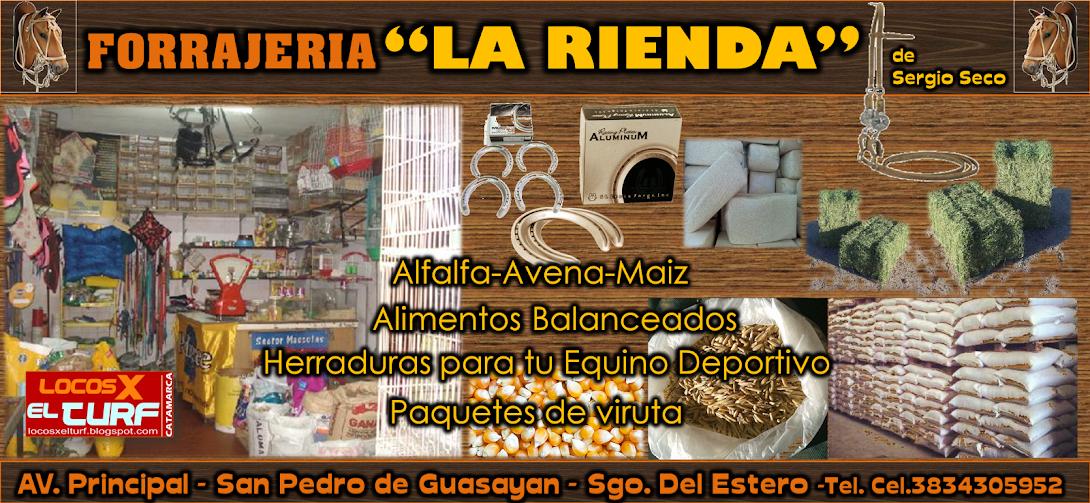 FORRAJERIA LA RIENDA