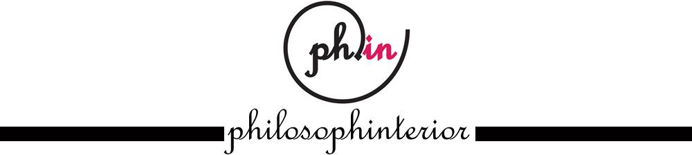philosophinterior.com-interior and fashion issues